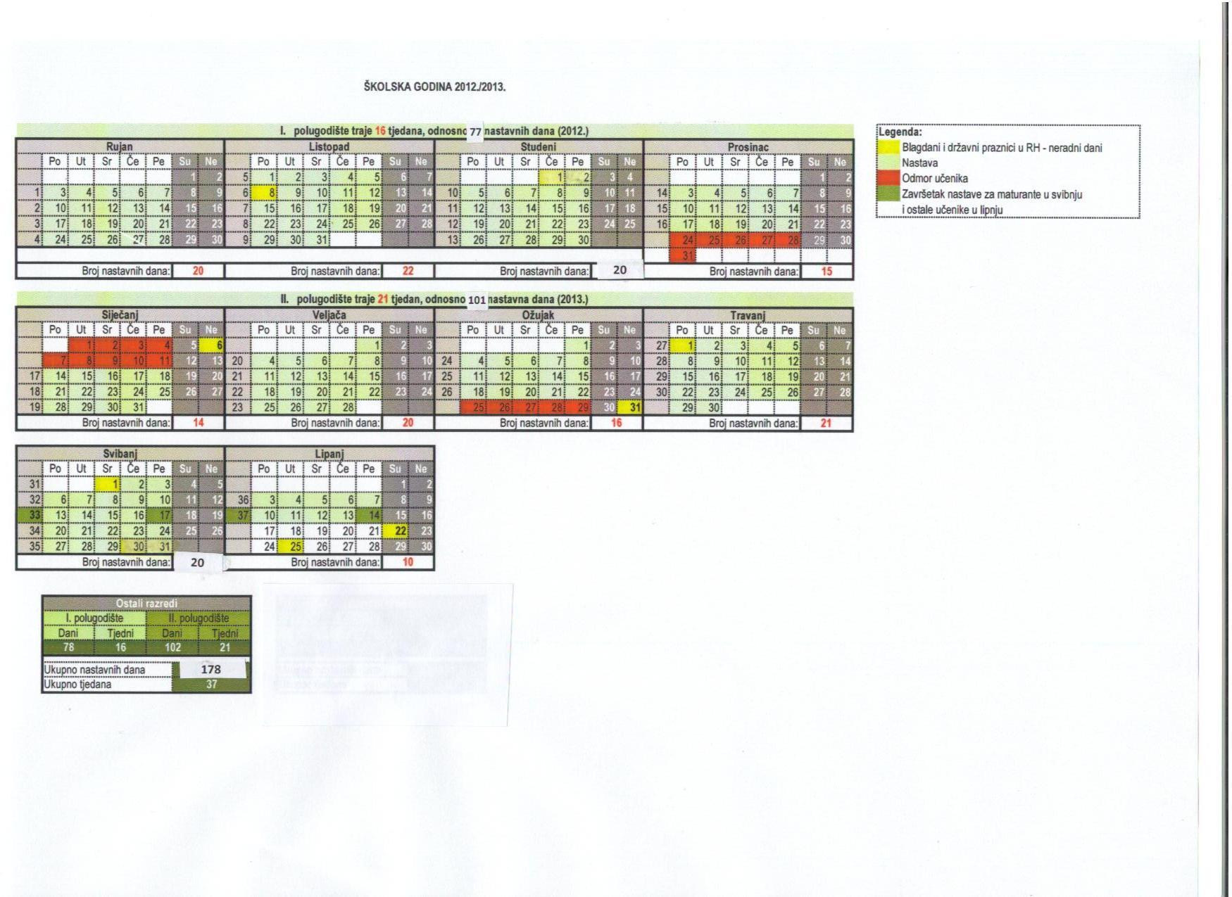 Crkveni Kalendar 2013 Katolicki | Personal Blog